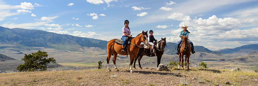 Mothers Day Special, Horseback Riding